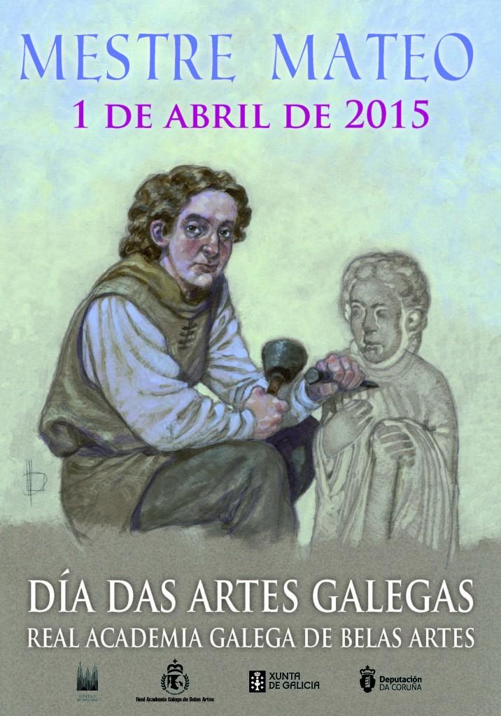 CARTAZ DÍA DAS ARTES GALEGAS