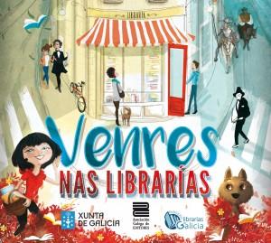cartel-venres-nas-librarias_2015