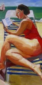 Woman_reading_Marie_Fox
