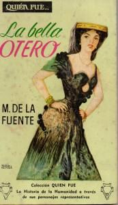 1959, primeira biografía de La Bella Otero
