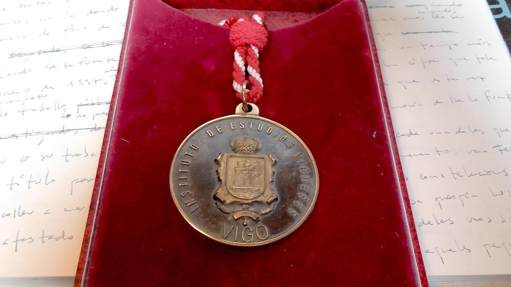 Medalla IEV